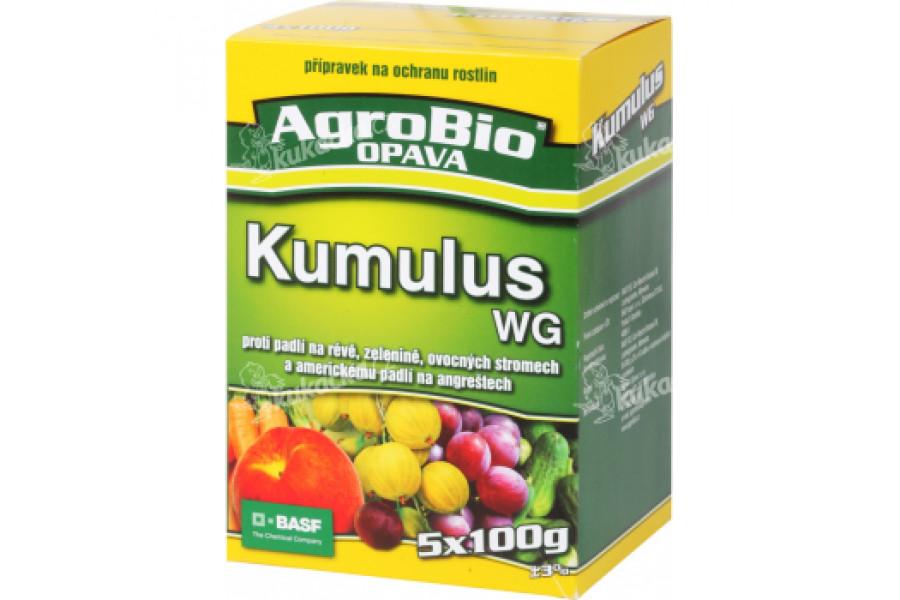 Kumulus WG 5x100 g obrázek