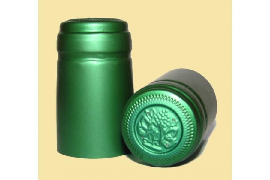 Termokapsle 28,5-30,8x55 mm zelená 2004, zelený top obrázek