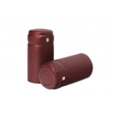 Termokapsle 28,5-30,8x60 mm červená 4009, červený top