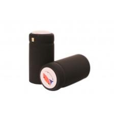 Termokapsle 28,5-30,8x60 mm černá matná 5007, CZ top