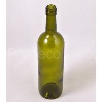 Láhev bordó olivová BVS 0,75 l
