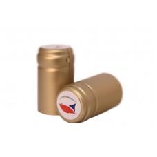 Termokapsle 28,5-30,8x60 mm zlatá 6003, CZ top