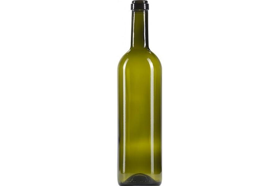 Láhev bordó olivová 0,75 l obrázek