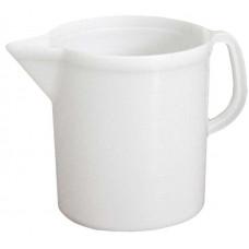 Džbán plastový s odměrkou, 5 l