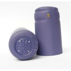 Termokapsle 28,5-30,8x55 mm fialová 3009, fialový top