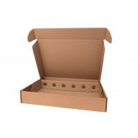 Karton 6x 0,7l bez tisku uni naležato