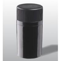 Novatwist šroubový uzávěr plast černý, matný
