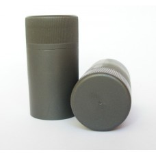 Novatwist šroubový uzávěr plast tmavě šedý,matný