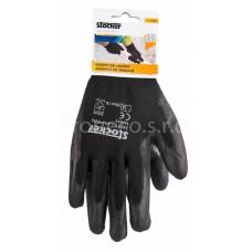 Stocker rukavice pánské černé 22062