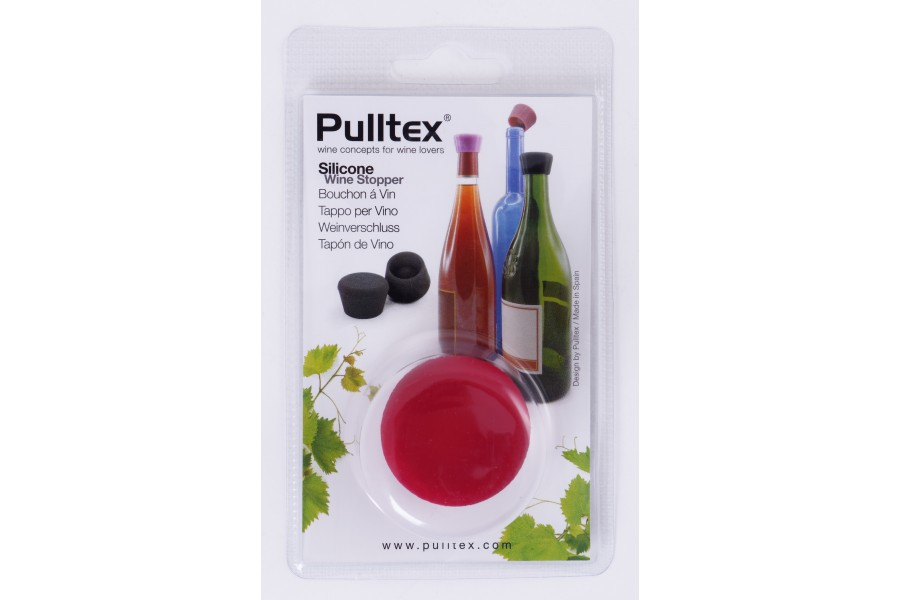 Pulltex uzávěr silikon wine (107.793) obrázek