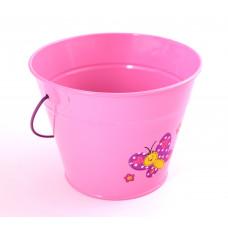 Stocker kyblík dětský růžový kov