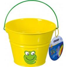 Stocker kyblík dětský žlutý kov