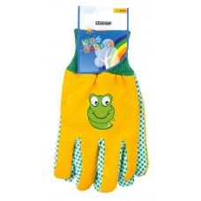 Stocker rukavice dětské žluté