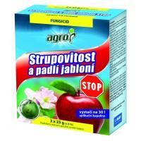 Strupovitost a padlí jádrovin STOP 3x8 g