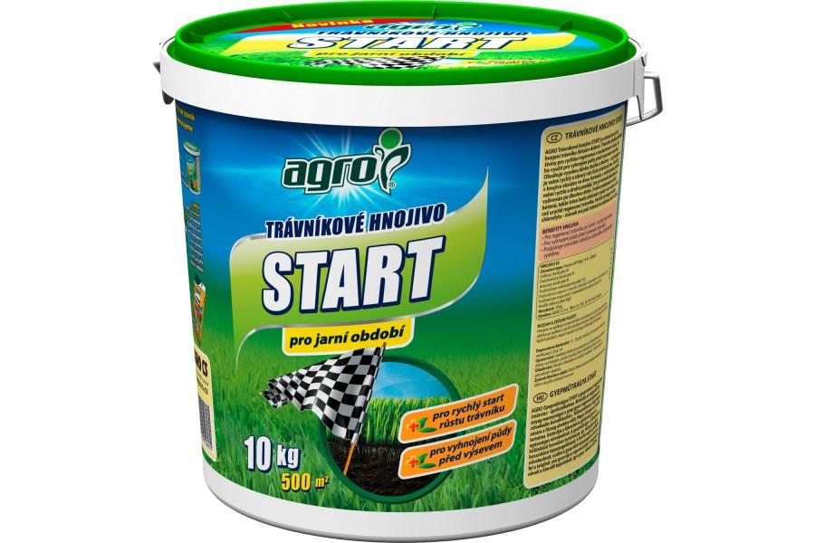 Trávníkové hnojivo Start 10kg obrázek